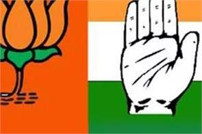 the bjp and the congress
