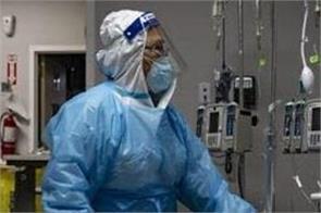 corona patients us hospitals crossed 1 lakh