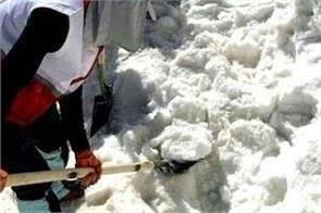 iran  snowfall
