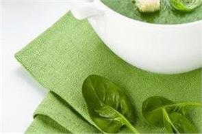 cooking tips  how to make spinach soup in your home kitchen
