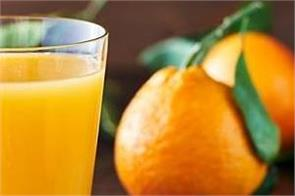 drinking orange juice in winter is extremely beneficial