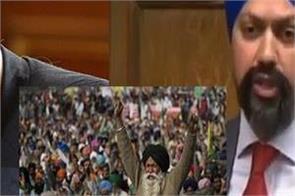 britain parliament kisan andolan boris johnson tanmanjeet singh dhesi