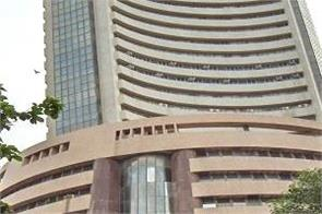 sensex and nifty both fell at the red mark