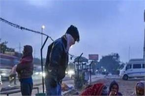 delhi winter record north india cold wave