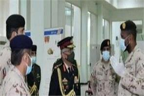defense cooperation strengthened in india uae