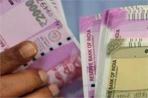 rupee opened 5 paise higher