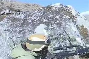 india china border itbp army