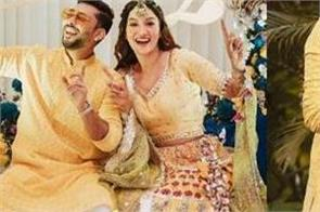 gohar and zaid  s wedding begins  actress dances to the beat of a drum