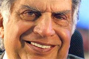 ratan tata a senior industrialist of the country was honored abroad with fiicc