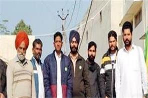 farmers  delhi protest  jatha  sri muktsar sahib