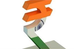 the rupee strengthened by 16 paise