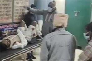 shri ram bhagat sena national president deadly attack