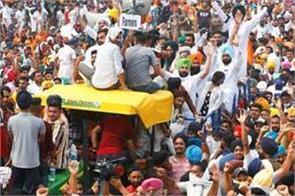 farmers protest coronavirus parliament of india cancel
