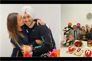 rohan shared cute video with neha kakkar
