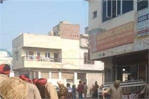 bjp farmers police force programs ashwani sharma