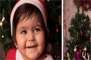 kapil sharma sharing anayra  s cute pics as santa claus