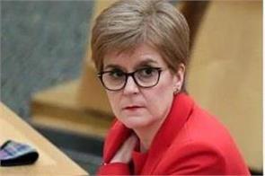scotland  nicola sturgeon  declaration