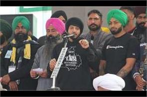 jazzy b visit delhi to support farmers