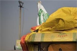 farmers protest delhi chalo