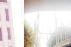 amritsar  former minister  navjot singh sidhu  illegal construction