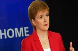 scotland corona virus first lady