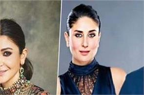 anushka sharma to kareena kapoor khan