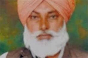bad news  farmer died at singhu border