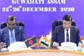 bangladesh and india sign joint agreement for talks