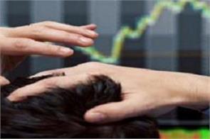 sensex down 1600 points bse s market cap falls by rs 6 lakh crore
