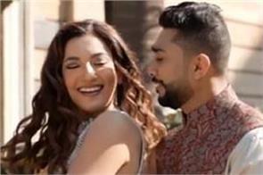 gohar khan fell in love with his zaid darbar  shared a pre wedding video