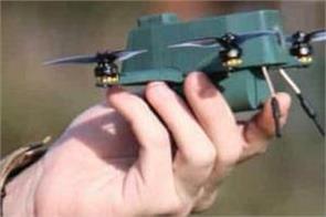 uk army buys 30 nano bug drones