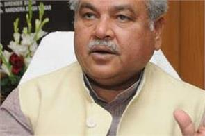indian farming agriculture minister narendra singh tomar