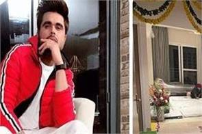punjabi singer ninja new home pictures on social media