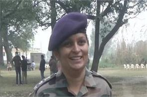 indian army officer ladies permanent commission