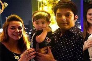 kapil sharma daughter anayra