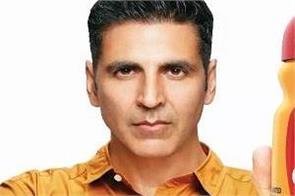 film actor akshay kumar will now appear in chavanprash  s ad
