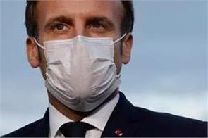 france doctors  president corona