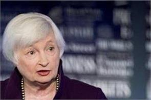 us  facing historical crisis  finance minister janet yellen