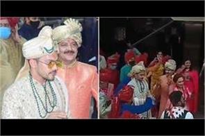 aditya narayan and shweta agarwal wedding viral videos and pics