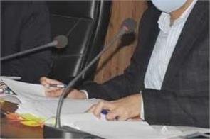 deputy commissioner  ghansham thori