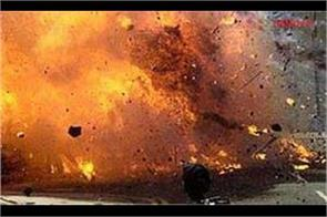 blast in gunpowder factory in western colombia kills 1  injures 16