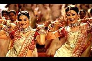 madhuri dixit and aishwarya rai old video viral on internet
