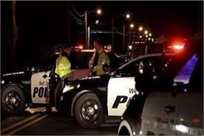 firing in massachusetts  one killed  five injured