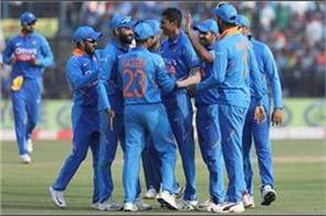 a big blow to the indian team before the match