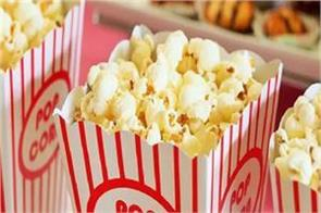 open heart surgery after popcorn eating infection