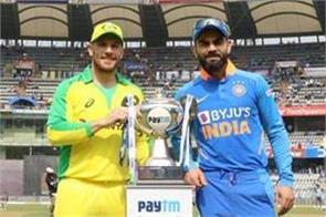 ind vs aus  indian team set to equalize series