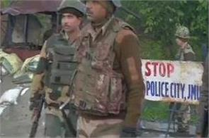 j k terrorist attack on nagrota highway security force besieges 1 terrorist