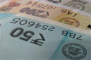 rupee opened 11 paise