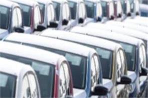 passenger vehicle sales down 9 percent