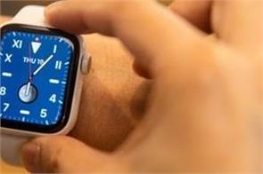 apple watch saved users life again
